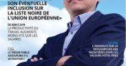 Brian Ah-Chuen : «Maurice saura rebondir malgré la liste noire de l'Union européenne» | business-magazine.mu