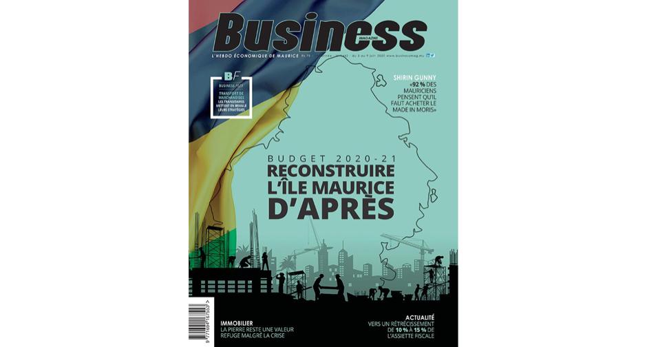 Budget 2020-21 : reconstruire l'île Maurice d'après   business-magazine.mu