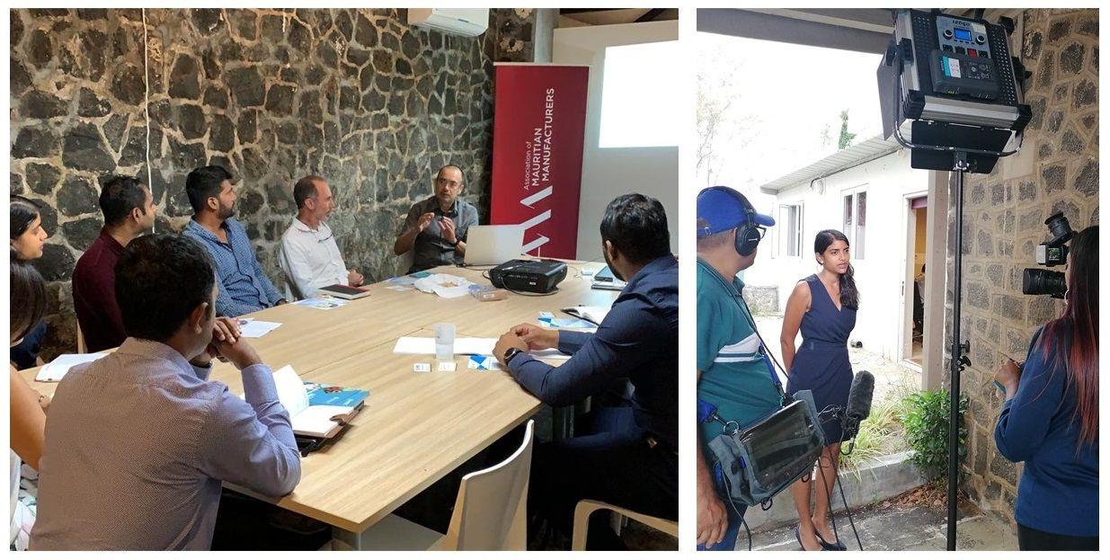 Association of Mauritian Manufacturers :  Lancement de Smart & Sustainable Manufacturing prévu en 2021 | business-magazine.mu