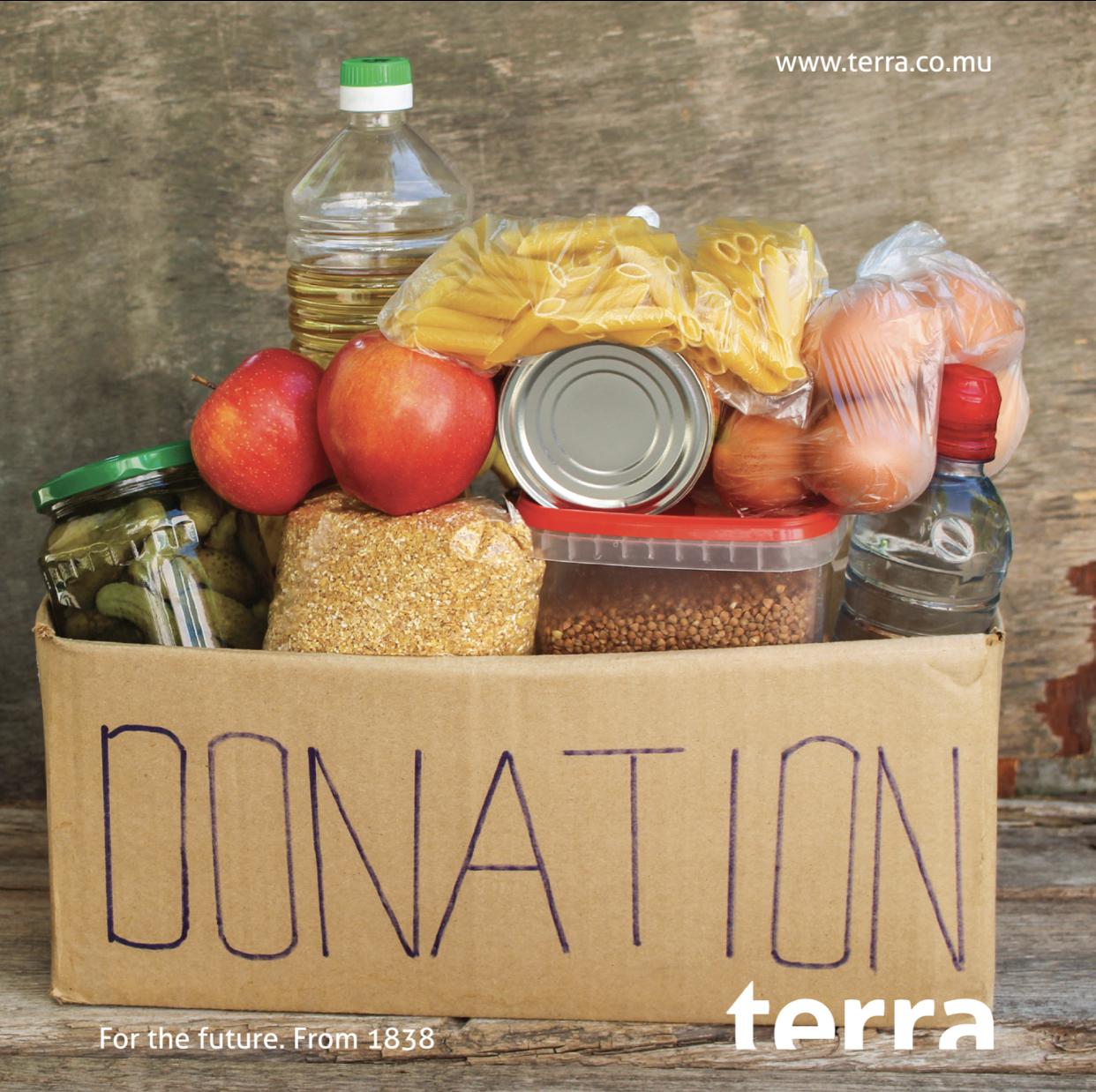 Terra apporte son soutien aux familles vulnérables du Nord | business-magazine.mu