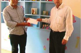 La Maison des Enfants financée par Lafarge Mauritius   business-magazine.mu