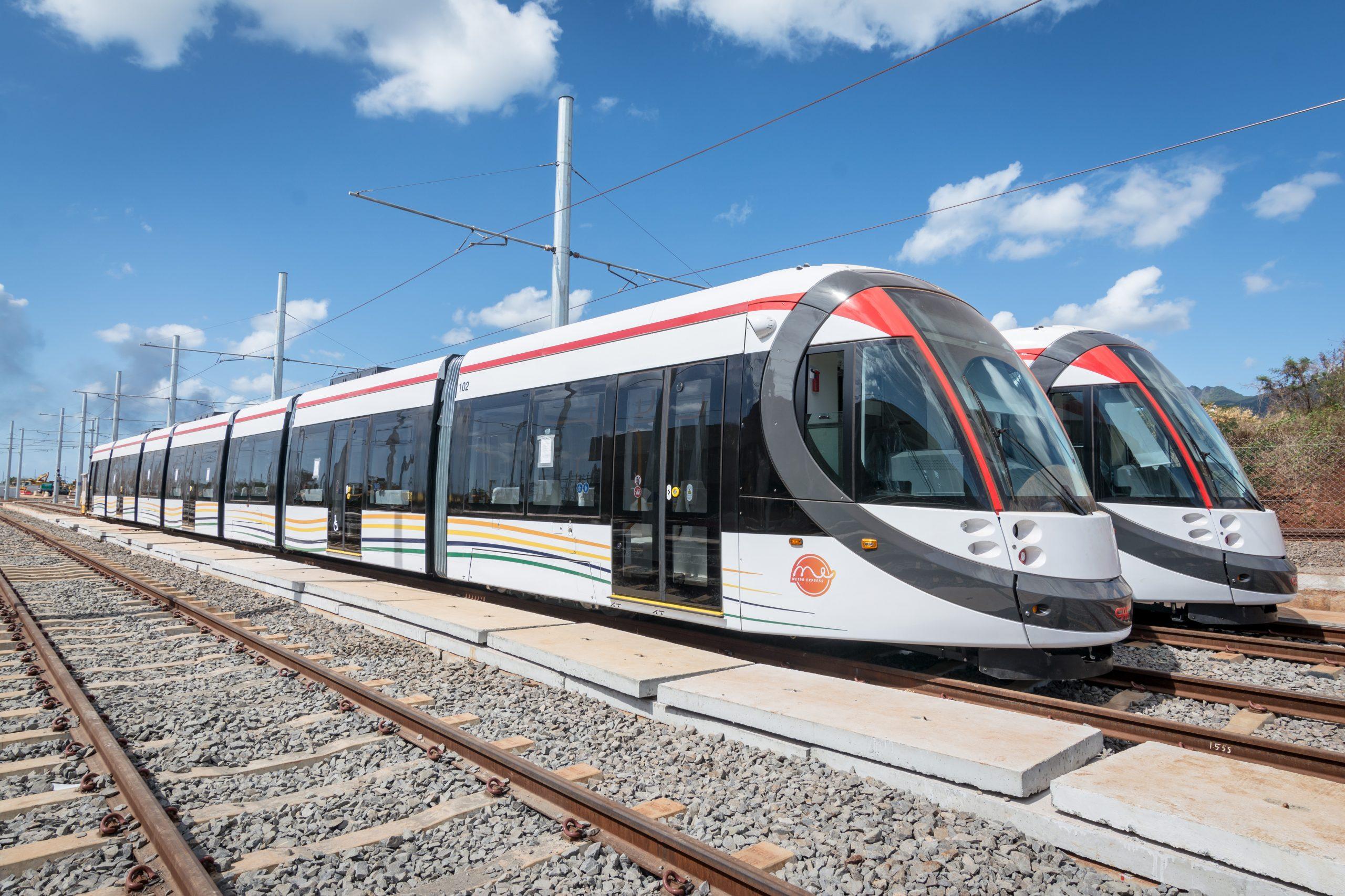 Métro Express passe la barre des deux millions de passagers | business-magazine.mu