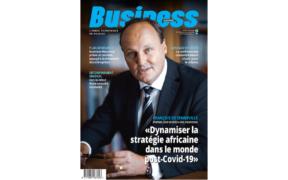 François de Senneville: «Dynamiser la stratégie africaine dans l'ère post-Covid-19» | business-magazine.mu