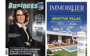 Dr Claire Blaizy-Jauzac : «Le temps de développement d'un vaccin anti-Covid-19 ramené à 12-18 mois» | business-magazine.mu