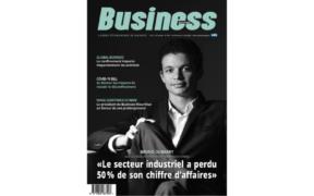Bruno Dubarry : «Le secteur industriel a perdu 50 % de son chiffre d'affaires» | business-magazine.mu