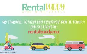 RentalBuddy.mu : La location de voiture à portée de clic | business-magazine.mu