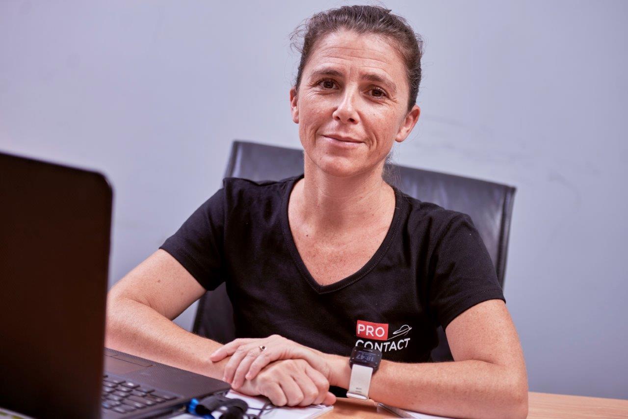 Bénédicte Bathurst à la direction générale de ProContact | business-magazine.mu