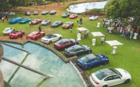 Évènement : la deuxième édition de Cars & Coffee | business-magazine.mu