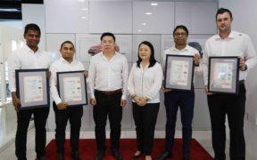 ABC Motors se maintient aux normes internationales | business-magazine.mu