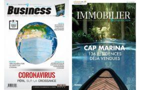Coronavirus : péril sur la croissance | business-magazine.mu