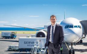 Guillaume Branlat (Président de l'aéroport Roland Garros) Les travaux vont changer l'aérogare en profondeur | business-magazine.mu