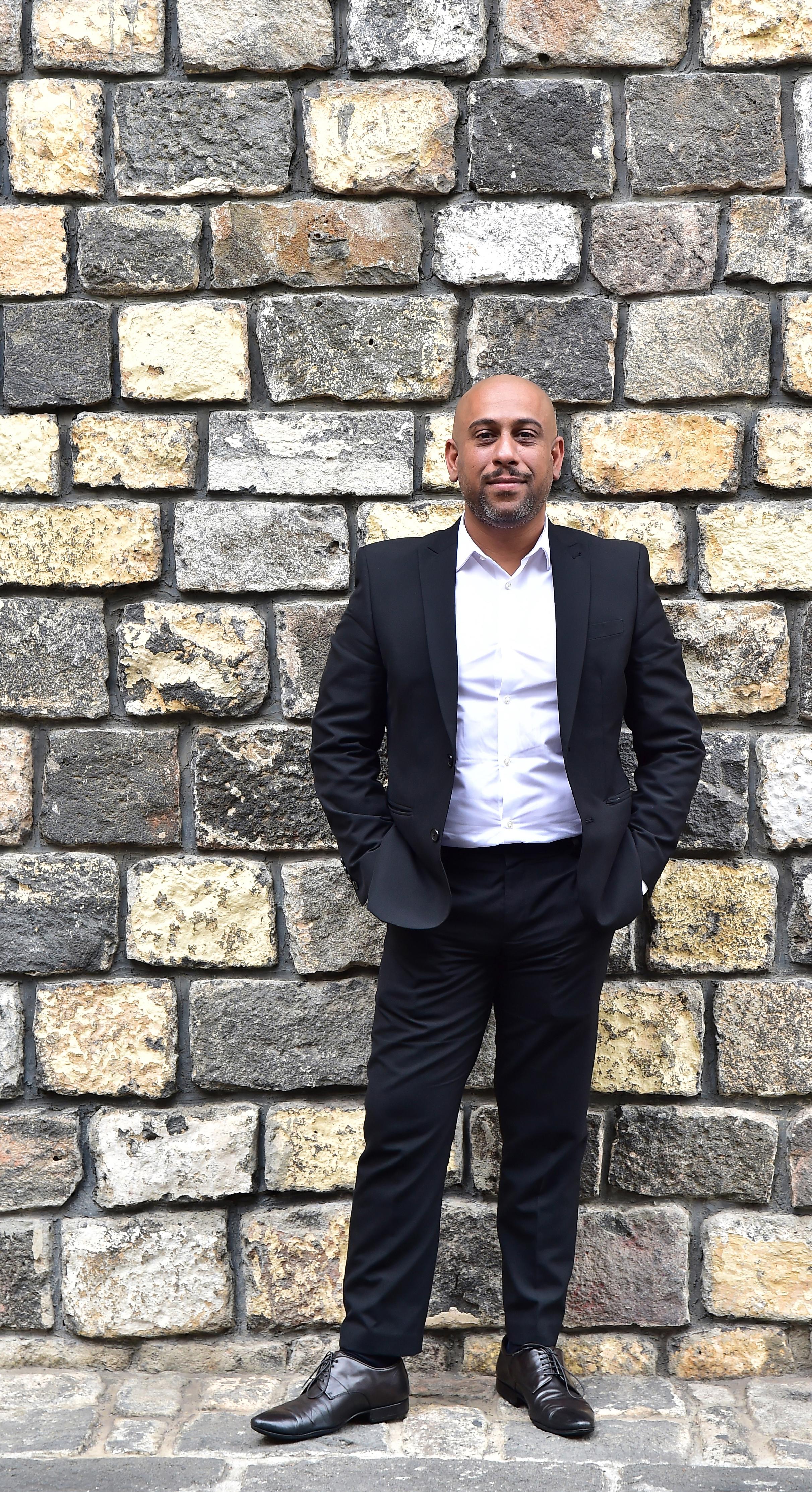 Amit Bakhirta, fondateur et CEO d'Anneau