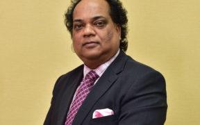 Dr Kaviraj Sharma Sukon - Un chercheur pro-industrie  au MRIC | business-magazine.mu