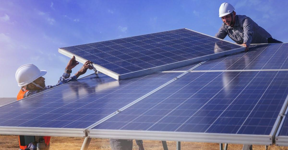 Énergie solaire : partenariat autour d'un appui financier aux PME   business-magazine.mu