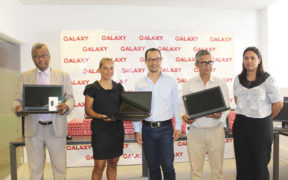 Galaxy soutient trois ONG sur la voie du «digital empowerment» | business-magazine.mu