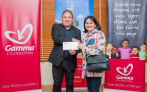 Gamma Foundation : la protection des enfants et la santé au premier plan | business-magazine.mu