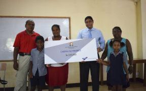 Le Groupe ABC offre son soutien au programme School Feeding Project | business-magazine.mu