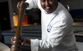 Chef Carl Kheeroo - Cuisine fusion | business-magazine.mu