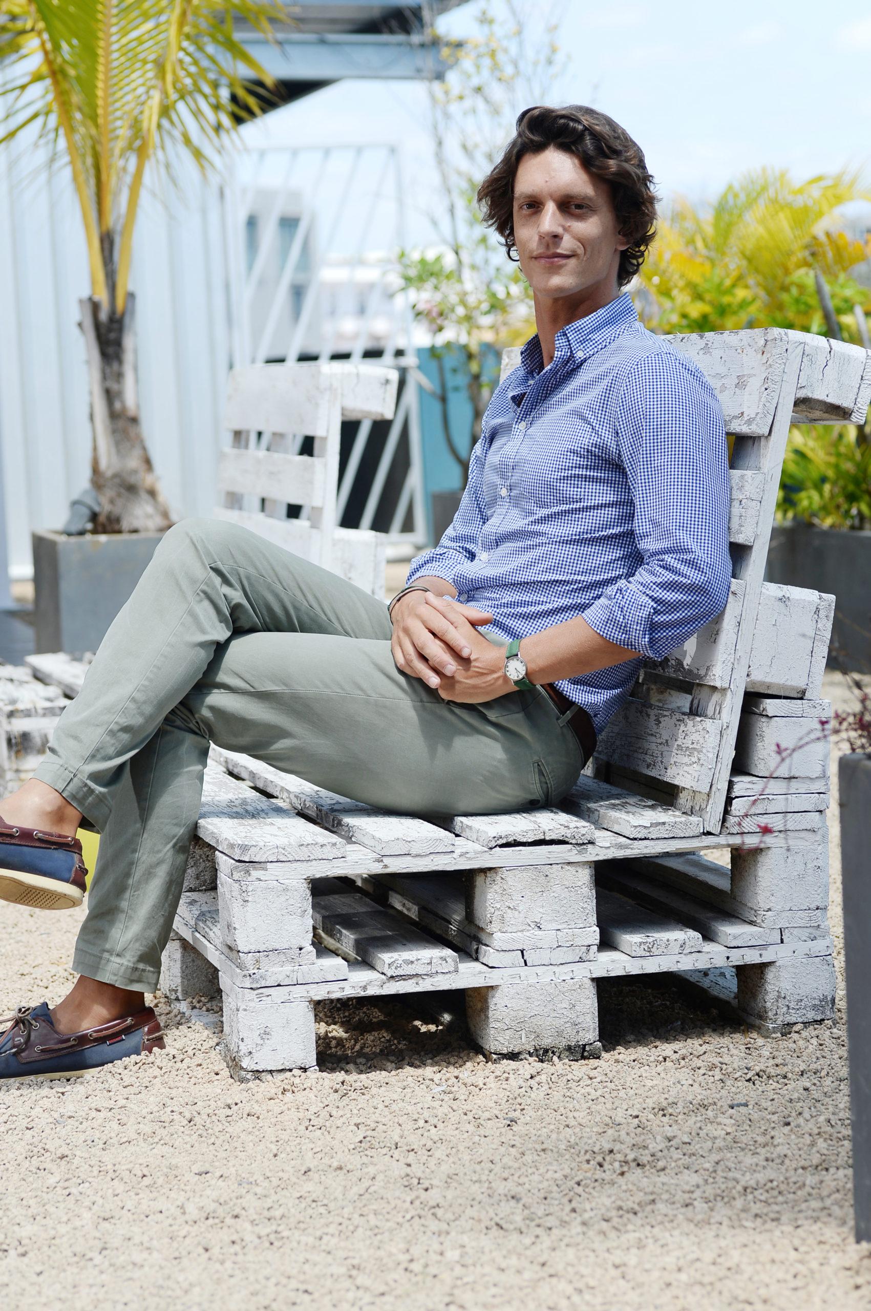 Alexandre Sanchini  - (CEO de Blue Ship Capital) -  «Les Credit Linked Notes sont destinés aux investisseurs professionnels»   business-magazine.mu