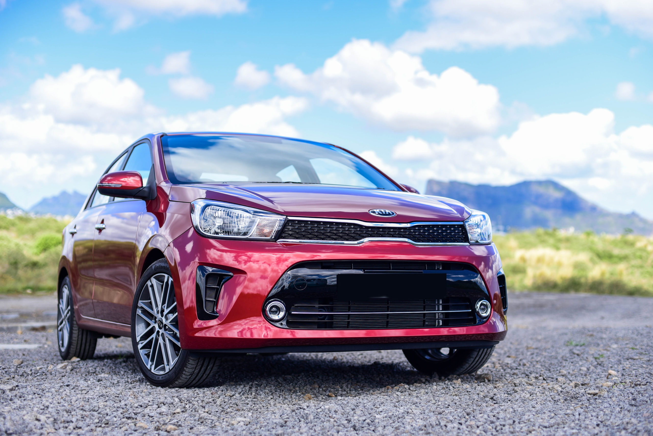 KIA Pegas - Une familiale bien en tout point | business-magazine.mu