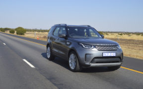 Land Rover Discovery mue en SUV | business-magazine.mu