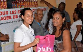 Lottotech soutient une initiative de l'ONG Faith | business-magazine.mu