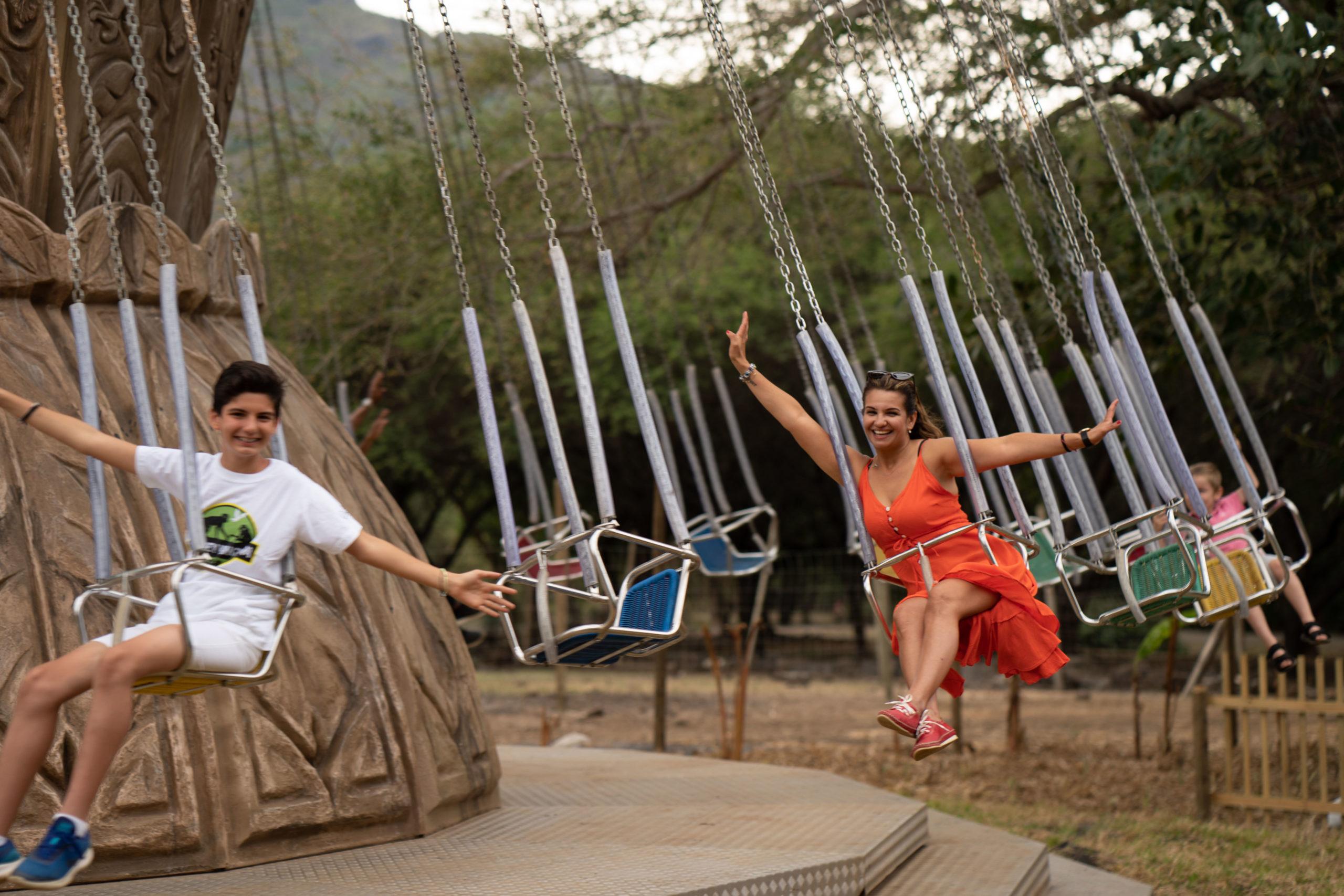 Casela Nature Parks : Rs 30 millions dans le Pangia Kids Park | business-magazine.mu