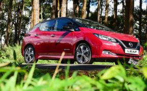 Nissan Leaf - La référence des voitures électriques | business-magazine.mu