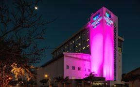 Le groupe C-Care mobilisé dans la lutte contre le cancer du sein | business-magazine.mu