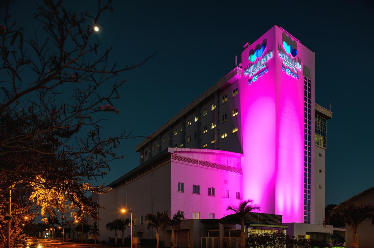 Le groupe C-Care mobilisé dans la lutte contre le cancer du sein   business-magazine.mu