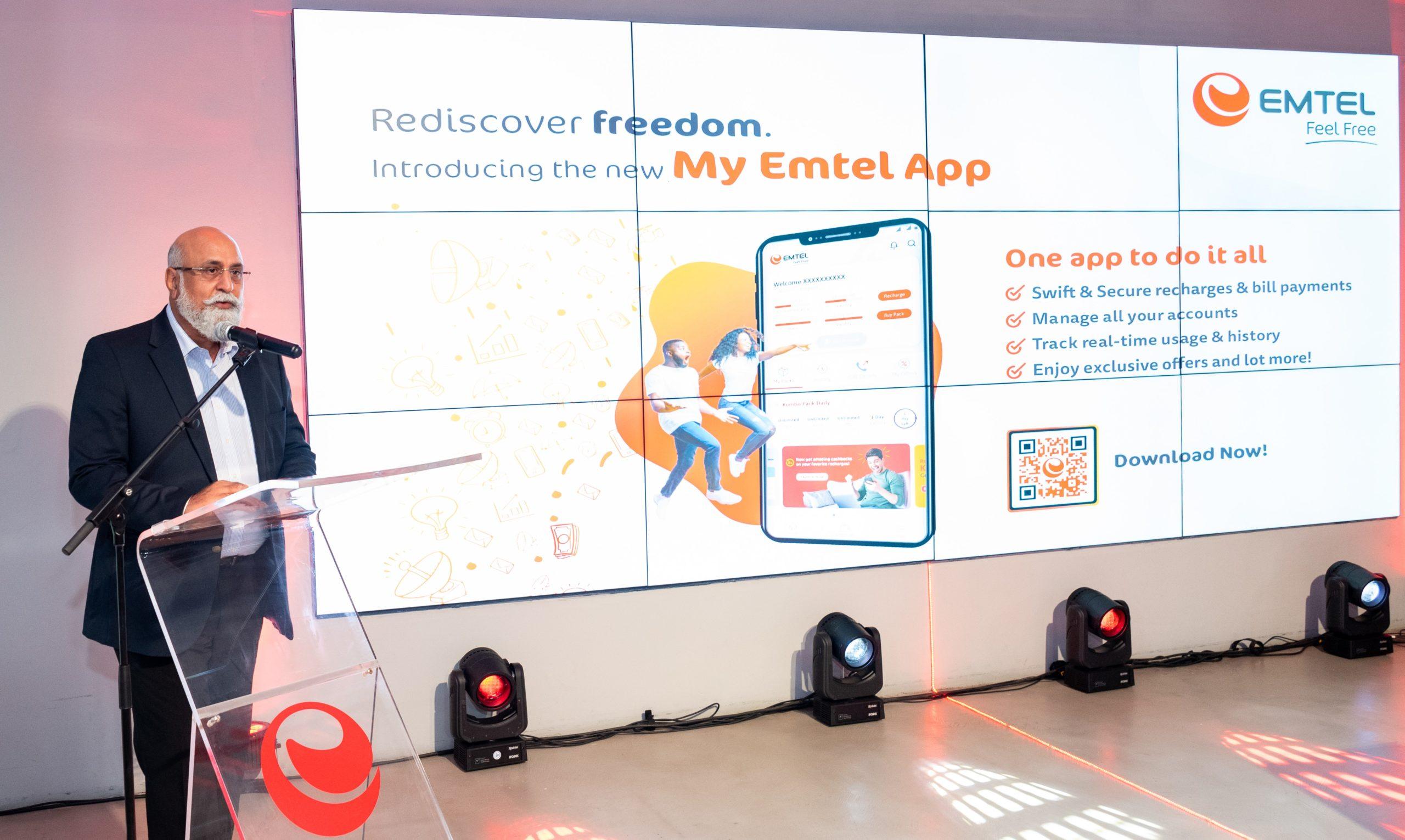 My Emtel App : les services accessibles en un clin d'œil | business-magazine.mu