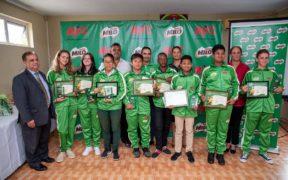 Nestlé récompense les jeunes espoirs sportifs | business-magazine.mu