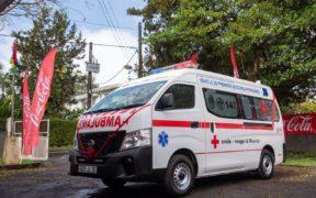 La Croix Rouge s'équipe d'une troisième ambulance | business-magazine.mu