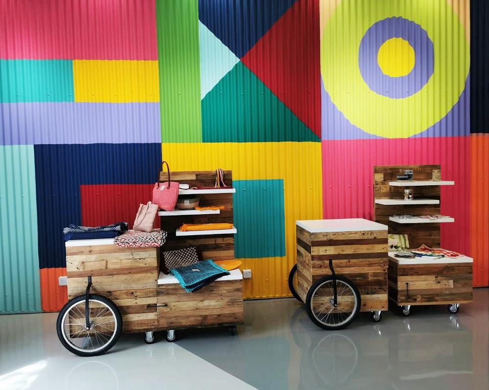 Un hub pour les produits recyclés à So'Flo   business-magazine.mu