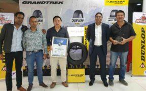 TyreXpert primée par Sumitomo Rubber South Africa | business-magazine.mu