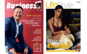 Anthony Leung Shing : «Trouver l'équilibre entre l'économie et le social»   business-magazine.mu