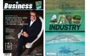 Alain Law Min : Klima-Neutral 2050 - Faire de maurice un laboratoire de l'économie climatique   business-magazine.mu