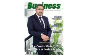 Parikshat Tulsidas: «Le Covid-19 est un monstre à trois têtes» | business-magazine.mu