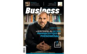 Samer Kassem: «Le potentiel du secteur pharmaceutique est phénoménal»   business-magazine.mu