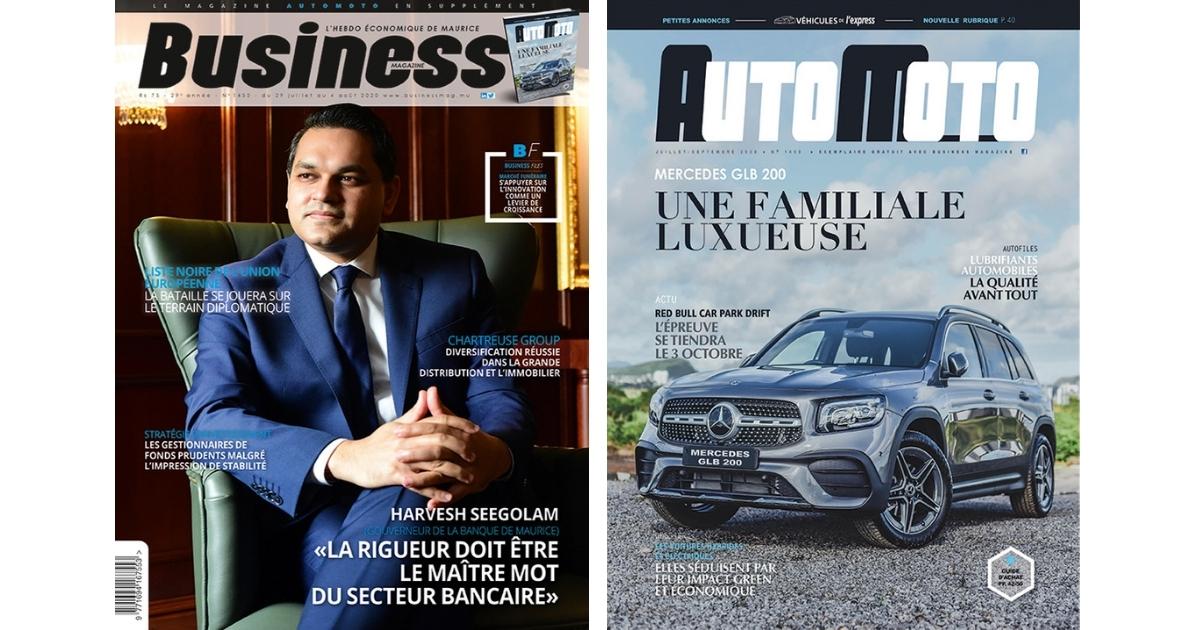 Harvesh Seegolam (Gouverneur de la Banque de Maurice) «La rigueur doit être le maître mot du secteur bancaire» | business-magazine.mu