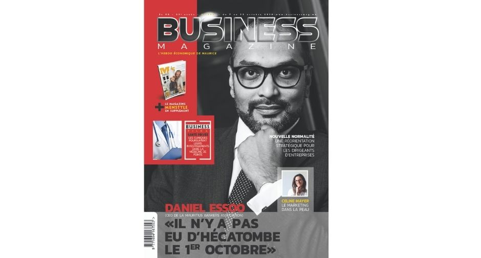 Daniel Essoo «Il n'y a pas eu d'hécatombe le 1er octobre»   business-magazine.mu