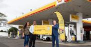 Vivo Energy Mauritius : Le premier gagnant de la campagne «Banané toute lané» connu | business-magazine.mu