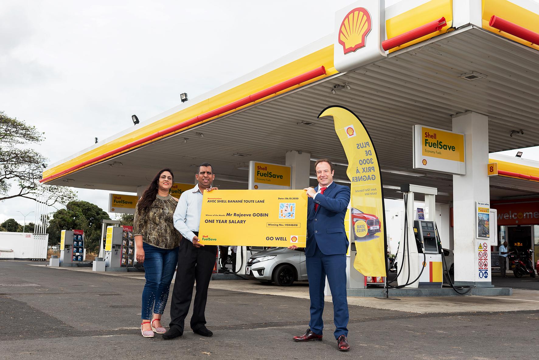 Vivo Energy Mauritius : Le premier gagnant de la campagne «Banané toute lané» connu   business-magazine.mu