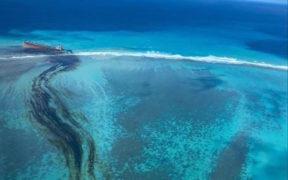 Une catastrophique écologique se profile avec l'échouement du MV Wakashio | business-magazine.mu