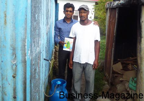 Vivo Energy Mauritius: Rodrigues accueille la campagne Gaz Pa Ene Badinaz | business-magazine.mu