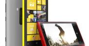 Nokia Lumia : convivial
