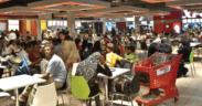 Trianon Shopping Park Du nouveau au Food Court | business-magazine.mu