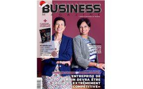 Sheila Ujoodha et Christine Sauzier - Business Magazine