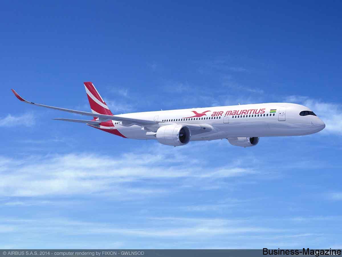 Six A350XWB pour Air Mauritius   business-magazine.mu