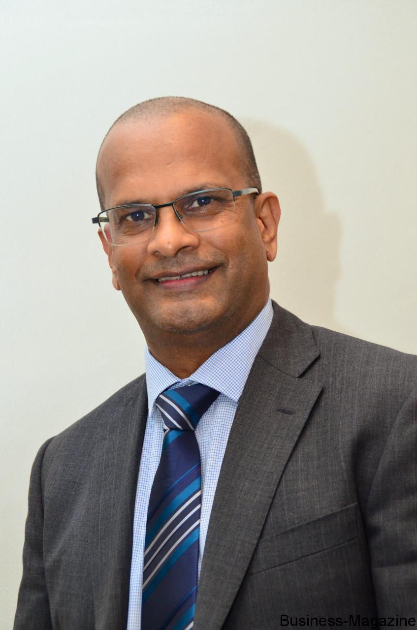 Sallahunddin Surfraz au Conseil mondial de l'ACCA | business-magazine.mu